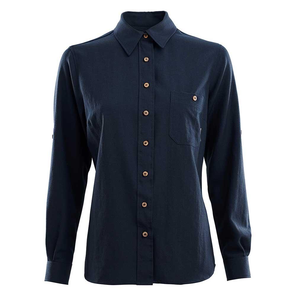 Woven Wool Shirt [W]