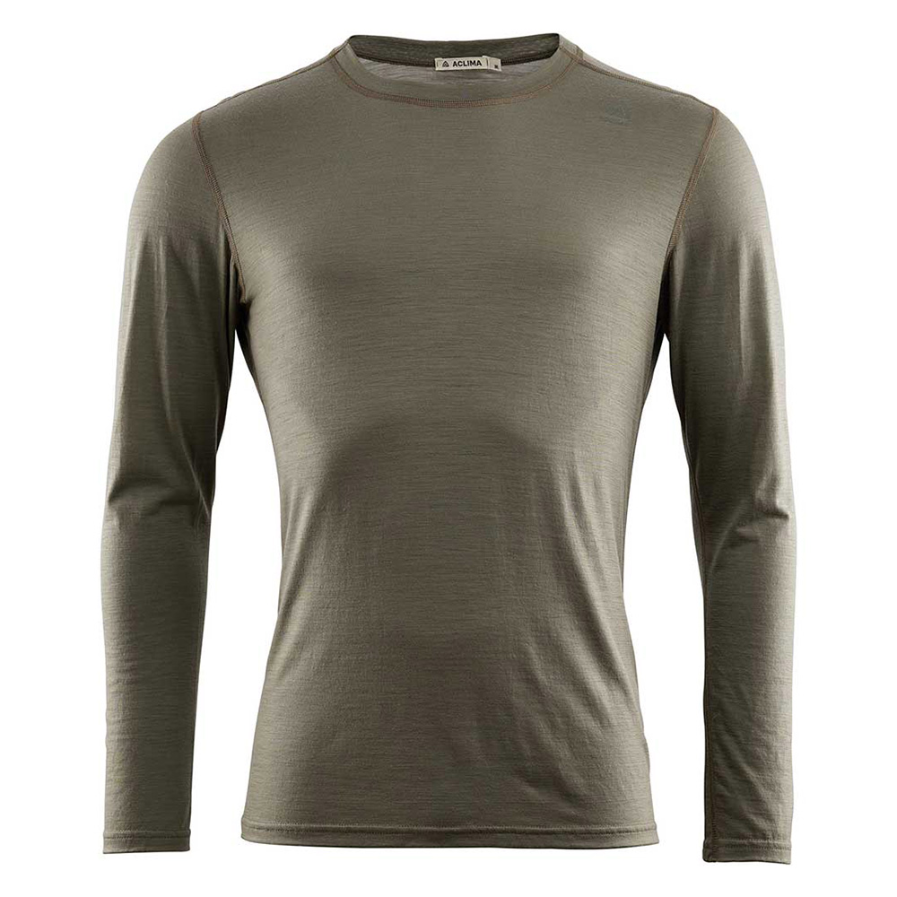 LightWool Undershirt Long Sleeve [M]